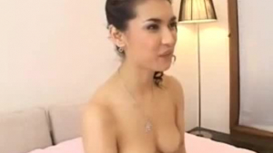 Great looking, Asian brunette with big tits, Maria Ozawa is having sex in every position