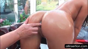 Cock Xd loving bitch spreads hot skin and dildo drilling wet pussy by the pool