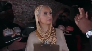 Aaliyah Hadid is thinking, but not about dick